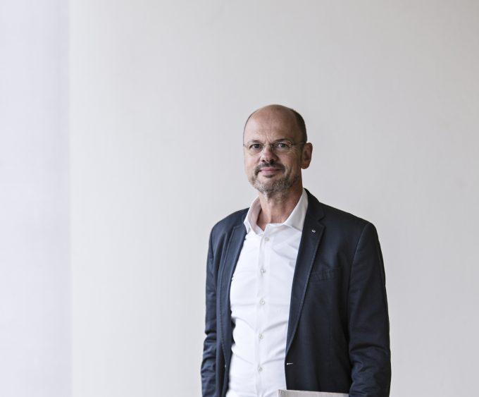 Stephan Erfurt, Director of C/O Berlin. Foto: David von Becker