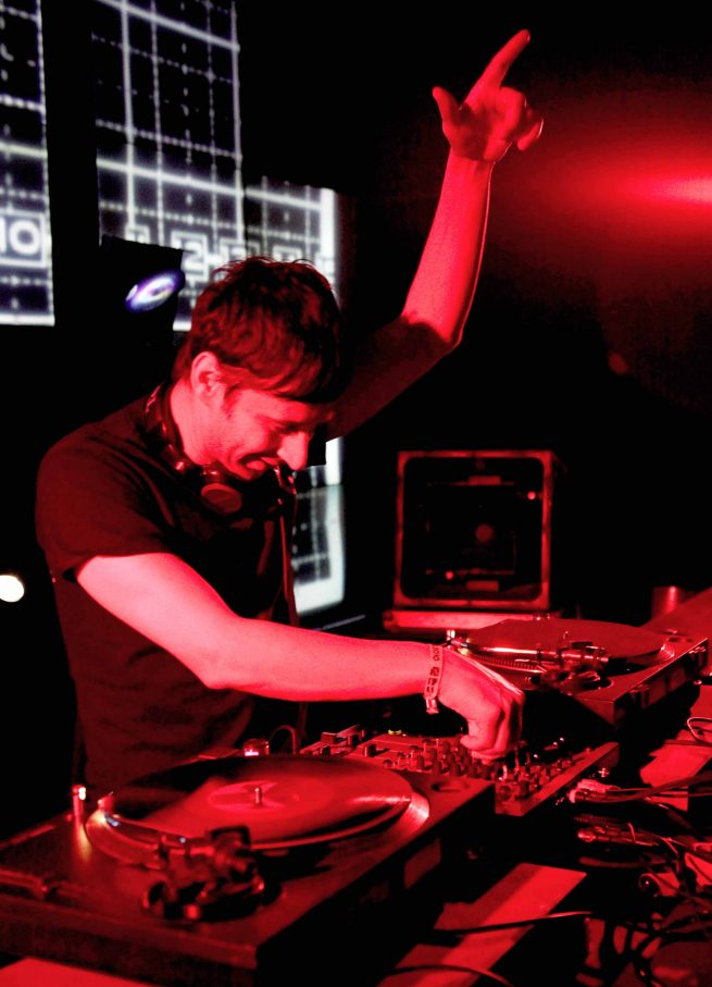 DJ Eltron Foto: Name