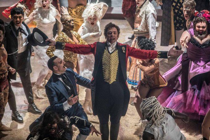 Muss sich nicht hinter Tanzensembles verstecken: Hugh Jackman als P.T. BarnumFoto: twentieth century fox