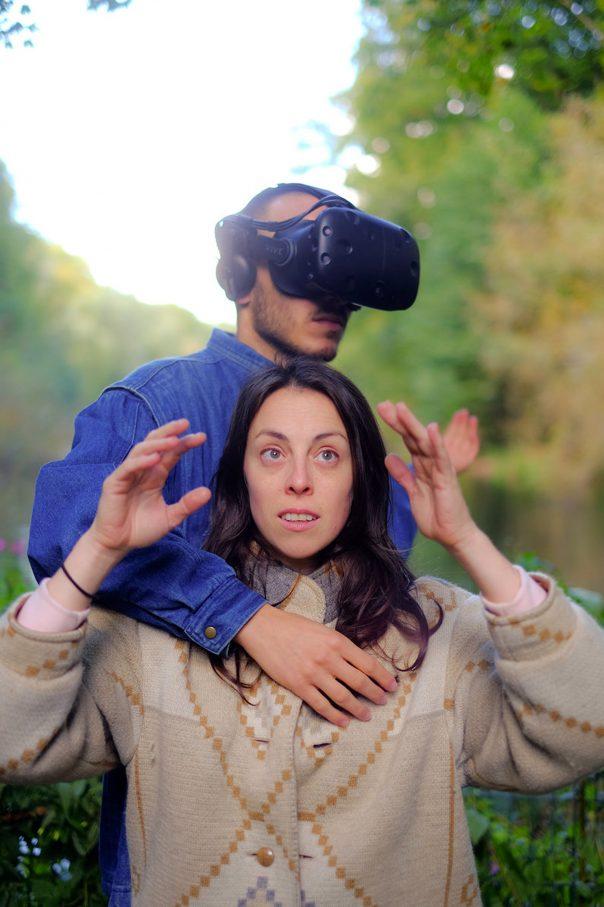 Immersion und Performance: Ein Festival untersucht die Wechselbeziehung zwischen virtuellen Realitäten und gegenwärtiger Welt – Foto: Alexander Katan-Schmid