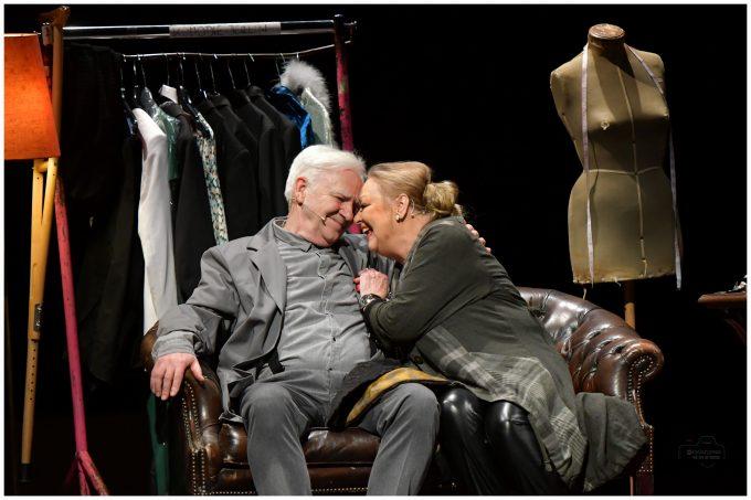 Theaterurgesteine: Holger Franke, Barbara Schöne – Foto: Mehmet Dedeoglu / dedepress