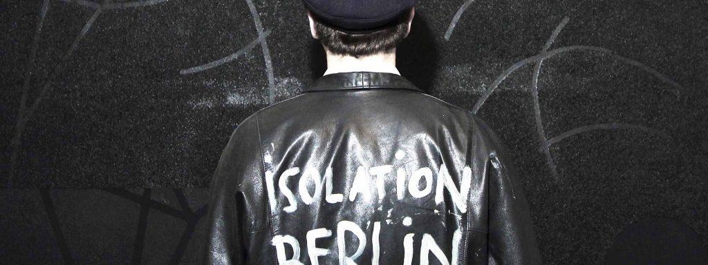 Isolation Berlin von hintenFoto: Lisa Wassmann