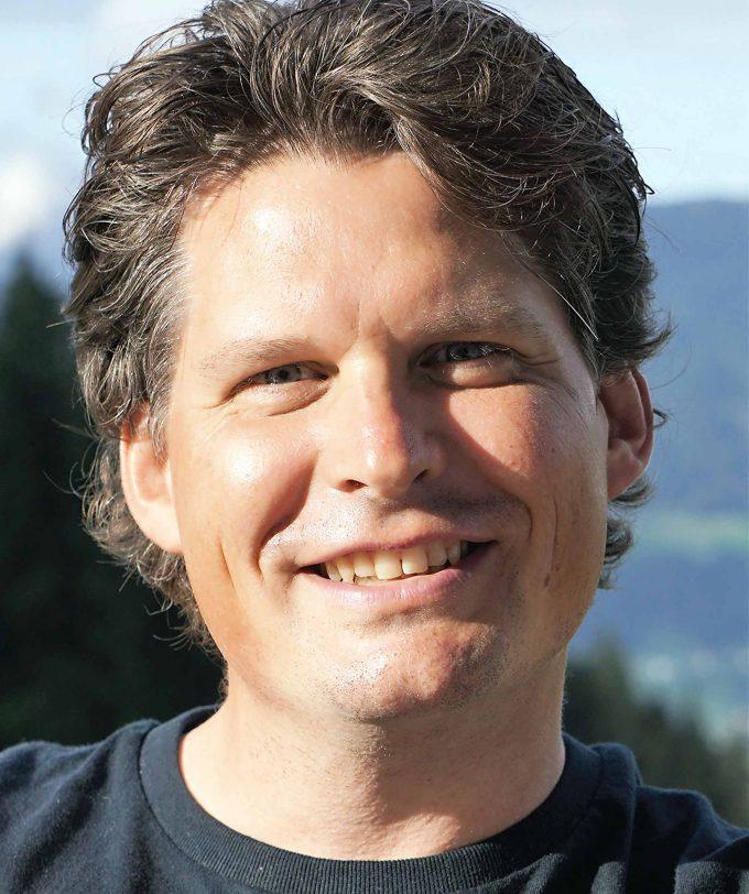 Matthias Siebert, 43, ist Fachbereichsleiter Schulpsychologie im SIBUZ Steglitz-Zehlendorf, außerdem Sprecher der Vereinigung der Berliner Schulpsycholog*innen in der GEWFoto: Matthias Siebert