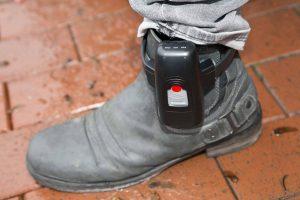 Elektronische Fußfessel