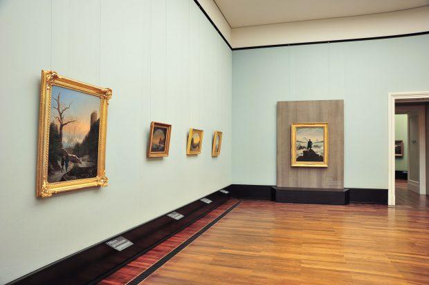 Staatliche Museen Berlin - Nationalgalerie, Stiftung Preußischer Kulturbesitz Foto: Andres Kilger