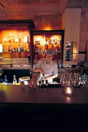 Beuster Bar in Neukölln