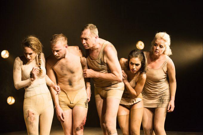 Vom Schauspiel Frankfurt als Gastspiel bei den ATT dabei: