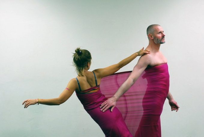 Talk about Sex: Katja Richter, Helge-B. Meyer – Foto: Ronja Schulz