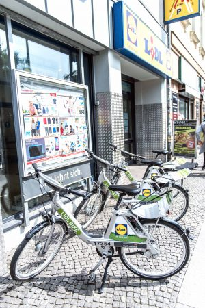 LIDL / Call-A-Bike