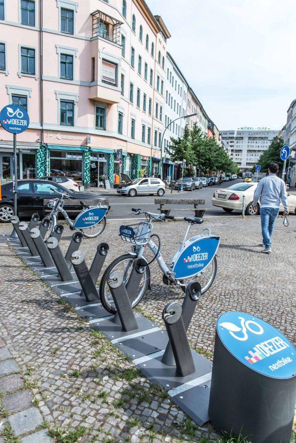 Nextbike gibt Rabatt für Deezer-UserFoto: F. Anthea Schaap