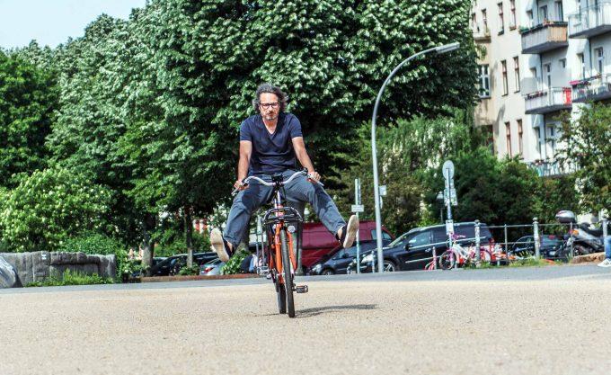 Mietbikes im TestFoto: F. Anthea Schaap