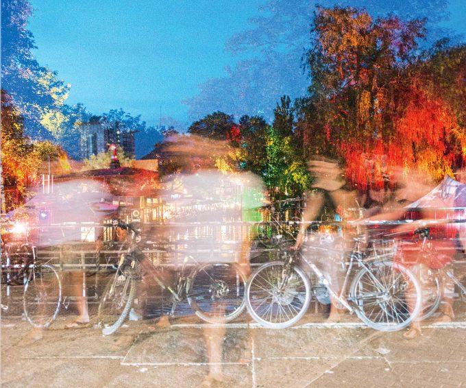 Schleusenufer auf der LohmühleninselFoto: F. Anthea Schaap