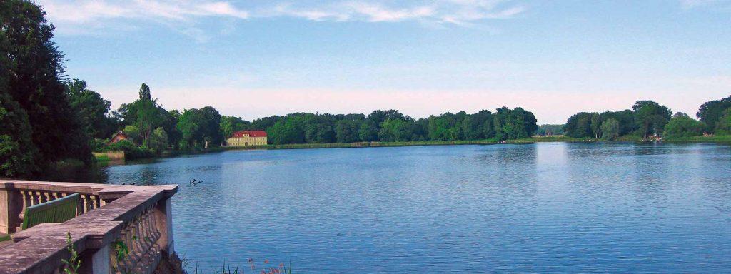 Brandenburg Heiliger See Neuer Garten, Preußische Schlösser und Gärten, 14467 Potsdam, von Berlin kommend hinter der Glienicker Brücke rechts reinFoto: Mina Oleaje