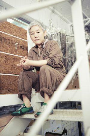 Foto / photo: Kim Jae Won, Foto Courtesy / photo courtesy: Studio Lee Bul.