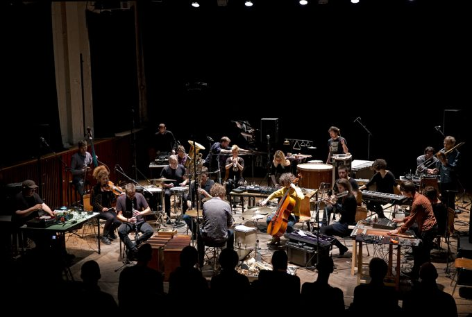 Splitter Orchester, Splitter Orchester Festival, 26.11.2016, Ballhaus Ost, Berlin