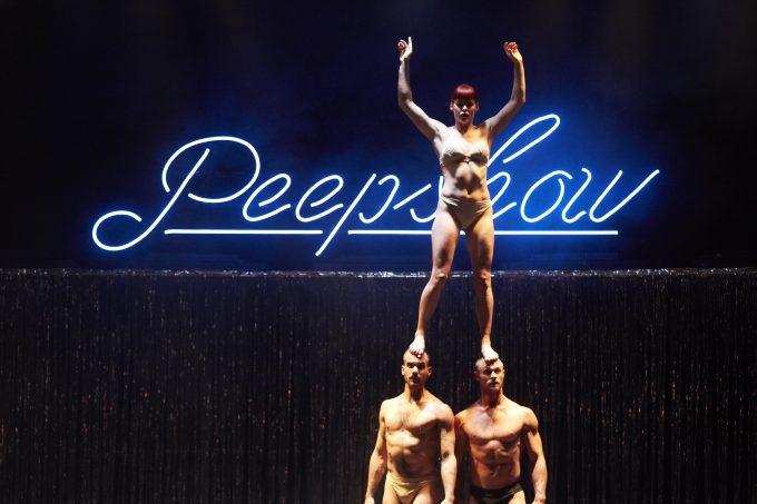 Tolle Akrobaten, dünne Handlung –    Foto: Andy Phillipson