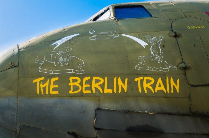 Westberlin war westlich und sollte es auch bleiben. Das unterstrichen die Westalliierten während der Luftbrücke überdeutlich. Fto: fotolia.com  © Alexei