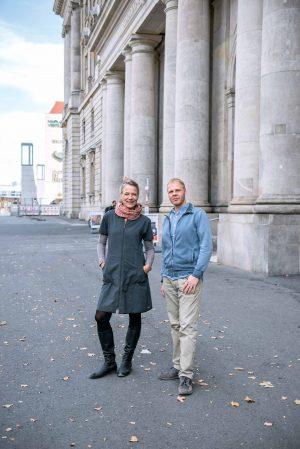 Jaana Prüss und Bjöoern Weigel