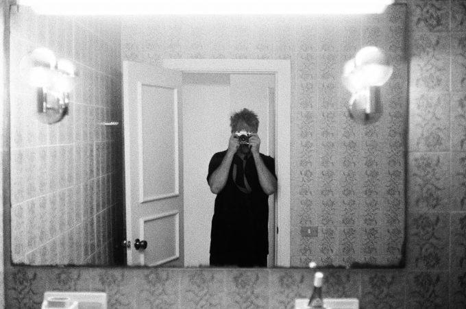 Tausendsassa: Einar Schleef (1944–2001) – Foto: Akademie der Künste, Berlin, Einar-Schleef-Archiv, Nr. 599_22 / VG Bild-Kunst, Bonn 2018