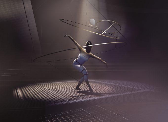 Das totale Tanz Theater, VR-Installation, Foto: Interactive Media Foundation
