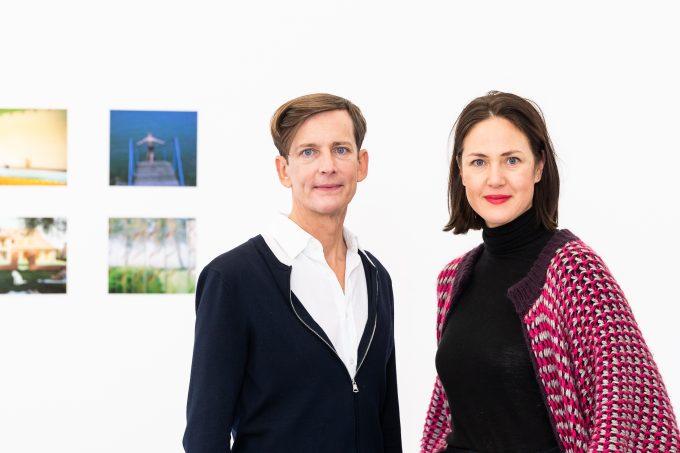 Kunstverein KV OST,Stephan Koal und Julia Rust ©Harry Schnittger
