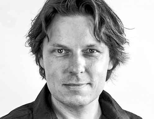 Zitty-Redakteur Erik Heier – Foto: F. Anthea Schaap