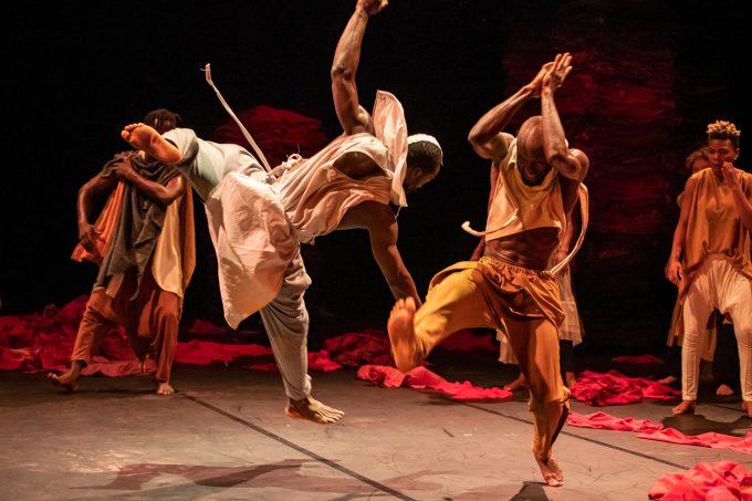 "Szene aus ""Kirina"" von Serge Aimé Coulibaly – Foto: Philippe Magoni"