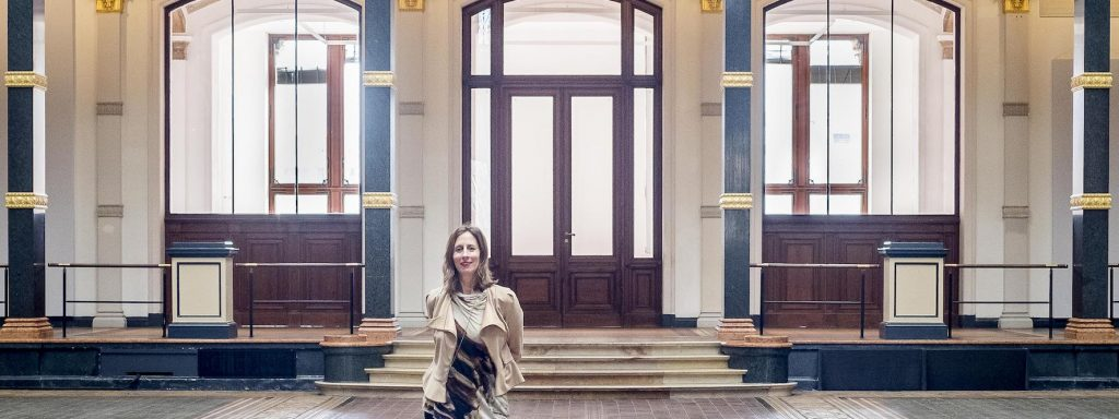 Stephanie Rosenthal, Direktorin Martin-Gropius-Bau 2019 © Mathias Voelzke
