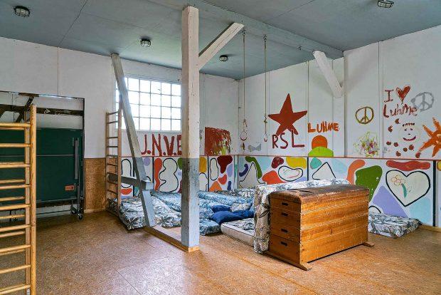 Kindertobescheune Freiendorf Luhme