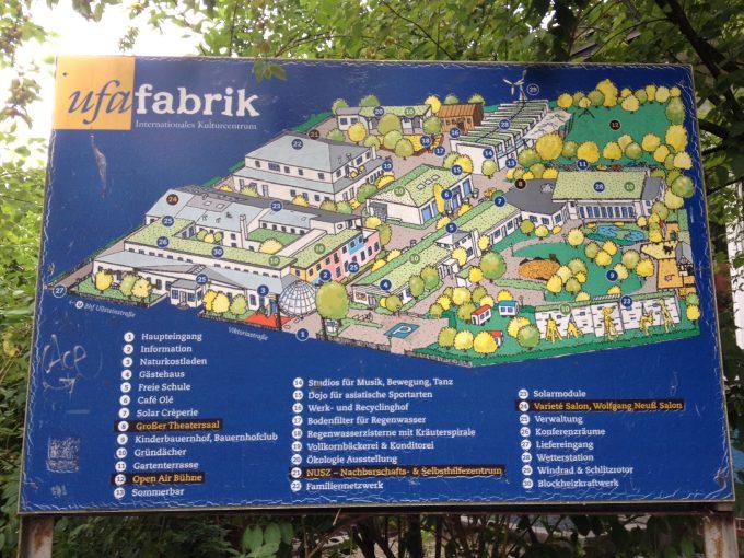 Ein Kultur- und Lebensprojekt wird 40: die ufaFabrik – Foto: ufaFabrik