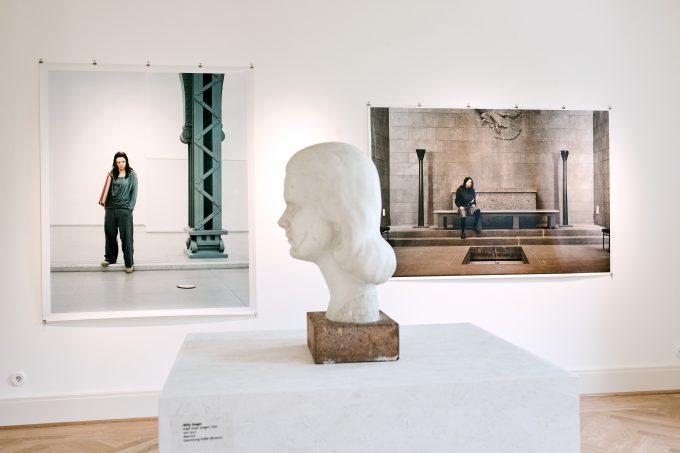 KLASSE DAMEN!, Ausstellungsansicht: Milly Steger