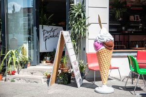 Das Paolo Pinkel in der Karl-Marx Straße