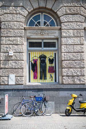 Einkaufsmeile Karl-Marx-Straße