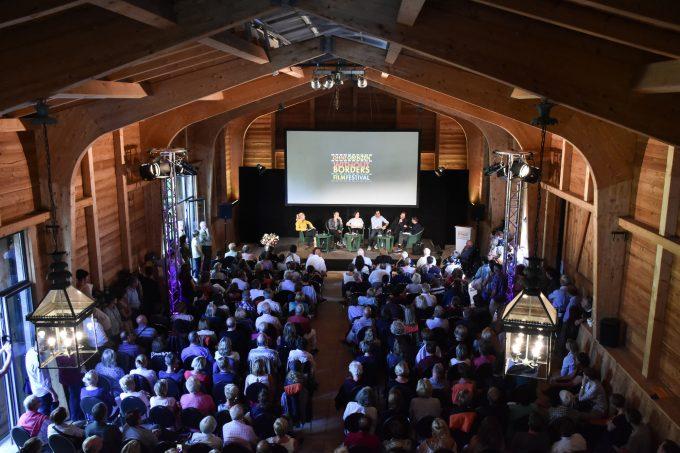 Film ohne Grenzen 2018, Internationales Filmfesival,Bad Sarrow, 6-9.9.2018.Foto: Boris Trenkel