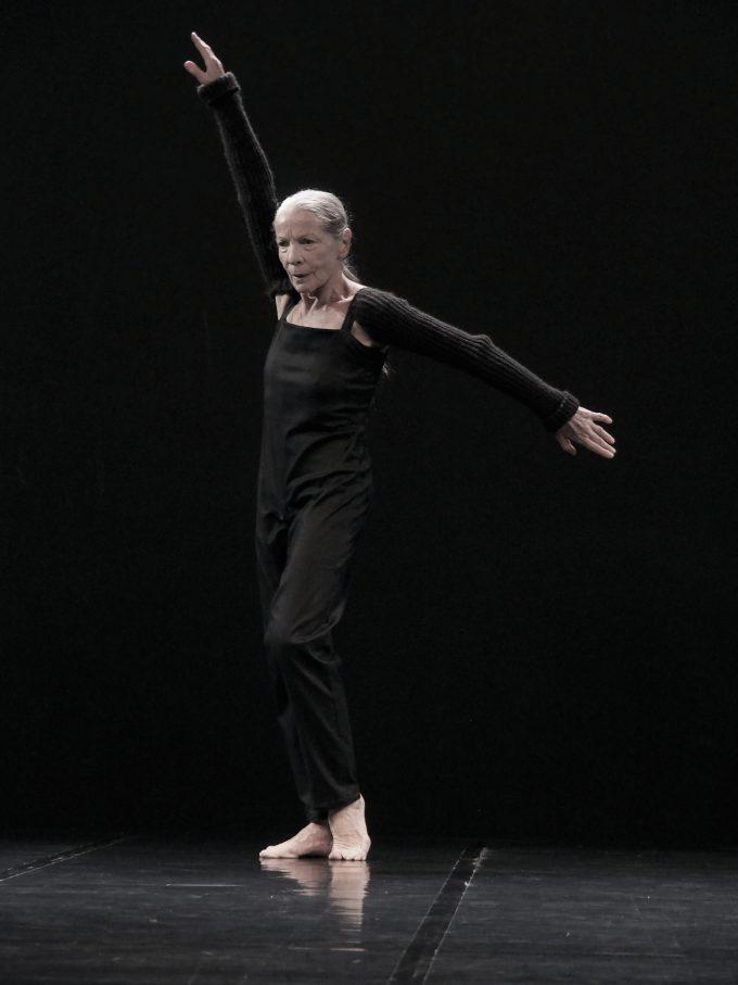 Pionierin des Tanztheaters: Susanne Linke – Foto: Edoardo Oppliger