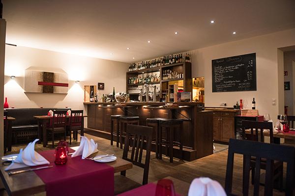Seegert´s Weinrestaurant: Copyright: Uwe Steinert