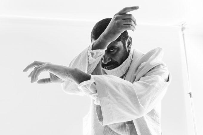 Zeigt Haltung: Kleber Cavalcante Gomes alias Criolo – Foto: Divulgaçao