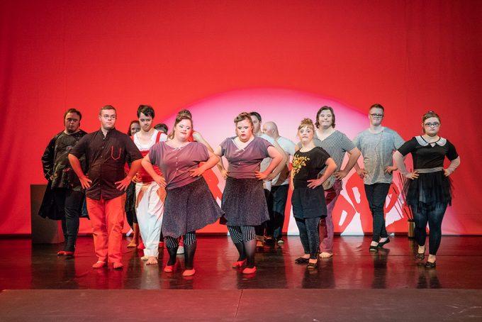 """Inklusion und Neuer Circus: """"Wabi Sabi"""" vom Circus Sonnenstich - Foto: Marc Vorwerk"""
