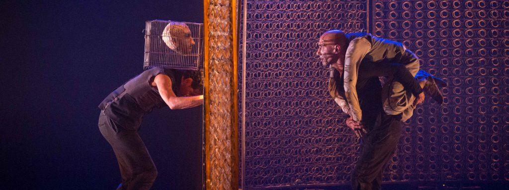 """Queere Identitäten: Das Maskentheater """"Gritos"""" (Schreie)  – gegen Homo- und Transphobie – Foto: Renato Mangolin"""
