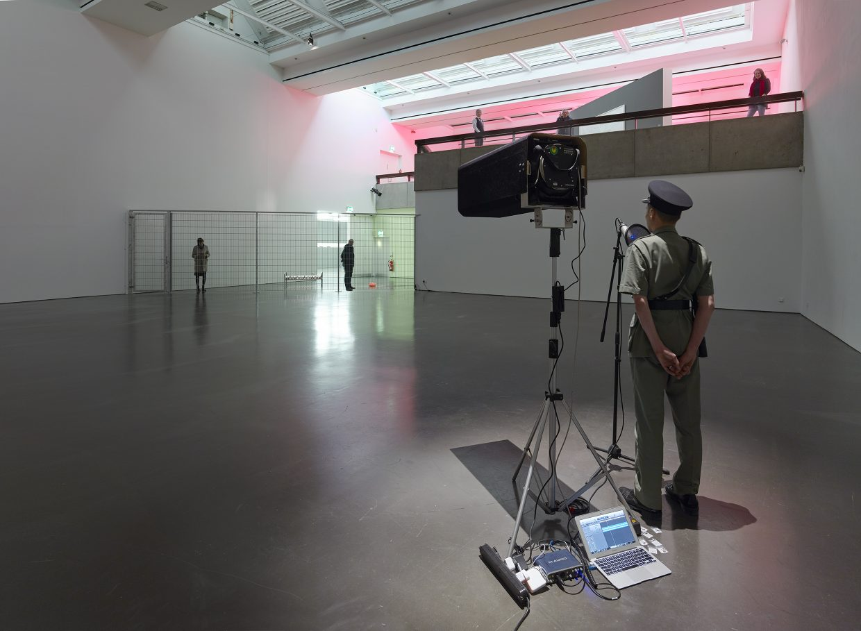 ©Simon Vogel, Courtesy: der Künstler; Galerie Gisela Capitain, Cologne & Edouard Malingue Gallery, Hongkong, Shanghai