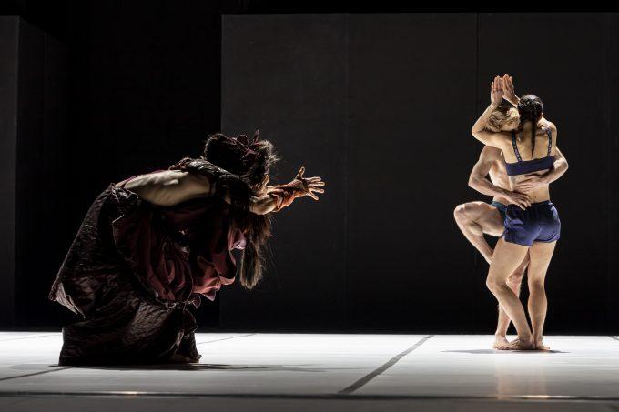 Tanz in Echtzeit – und mit Zottelmonster – Foto: Jubal Battisti