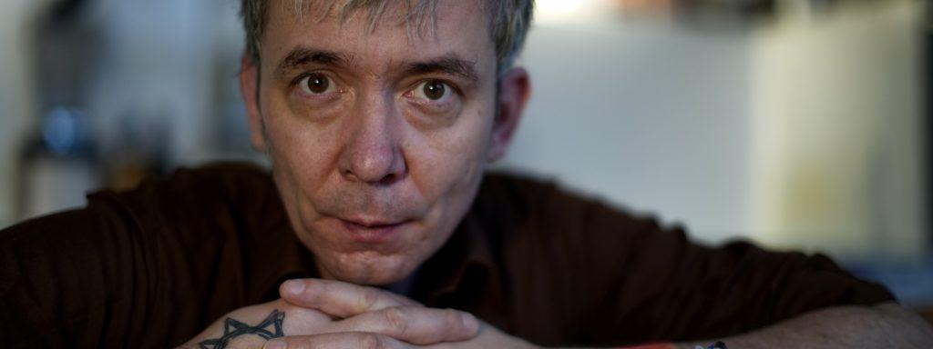 René Marik, 49, hat ein Buch über seine Provinzjugend geschrieben – Foto: René Marik