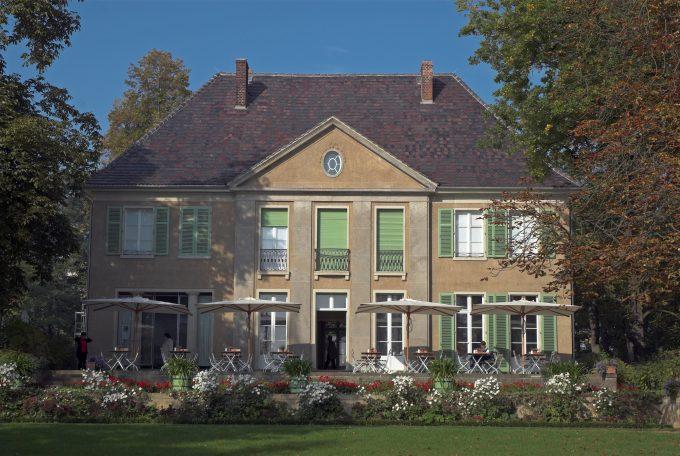 Liebermannvilla am Wannsee Herbst2006 (c) Max-Liebermann-Villa/ Peter Grothen