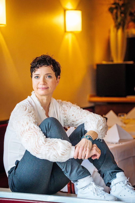 Claudia Steinbauer bewirtet wegen der Corona-Krise zurzeit kein Gäste.