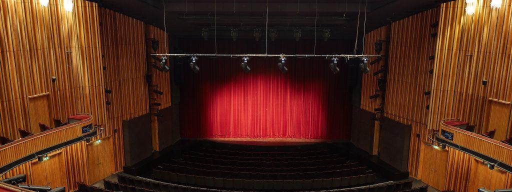 Leeres Schillertheater - Foto: Michael Petersohn