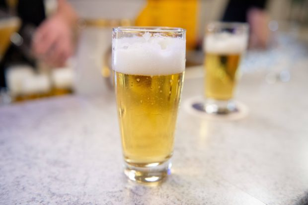 Während der Corona-Krise für die Rettung der Clubs Bier trinken: Die Brauerei Berliner Berg macht's möglich.